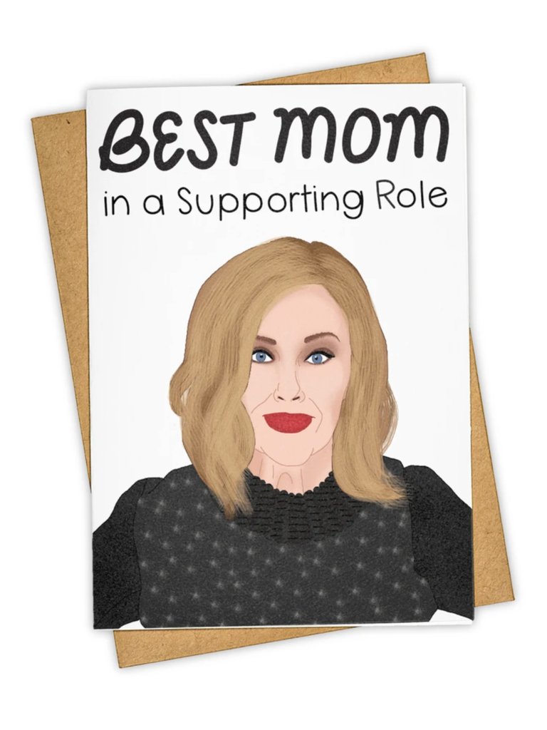 Best Mom In a Supporting Role