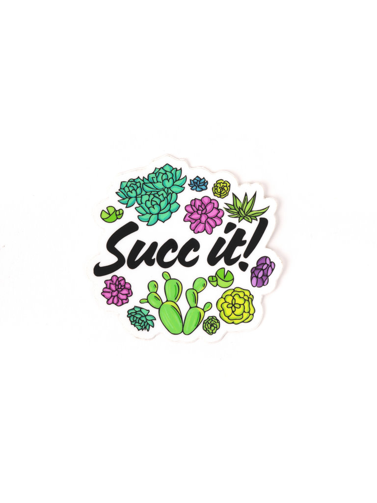 Succ It Sticker