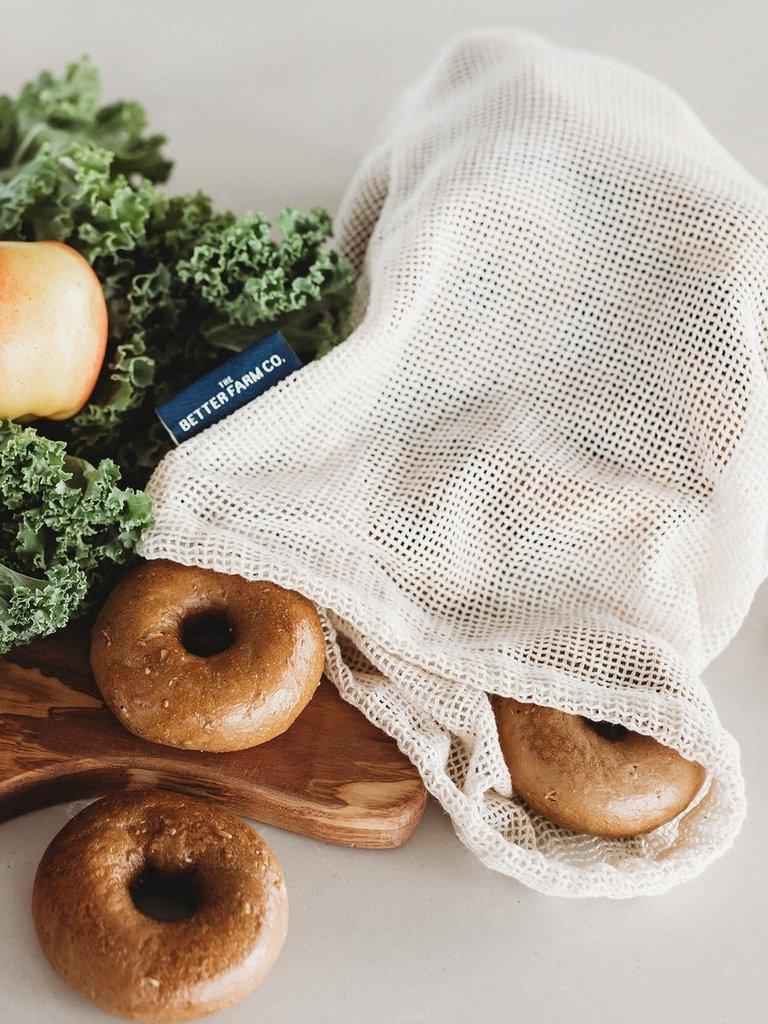 Reusable Mesh Produce Bags 3 Pack