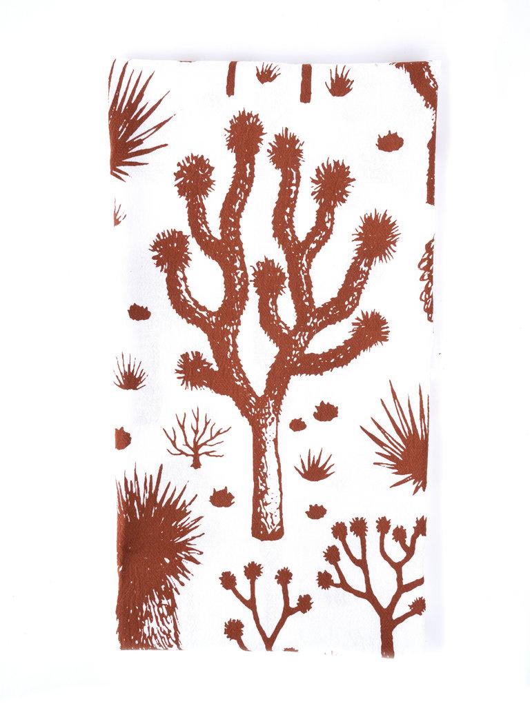 Joshua Tree Tea Towel