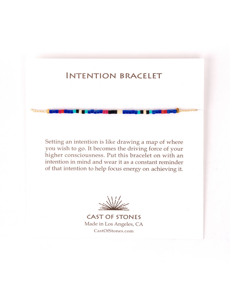 Intention Bracelet