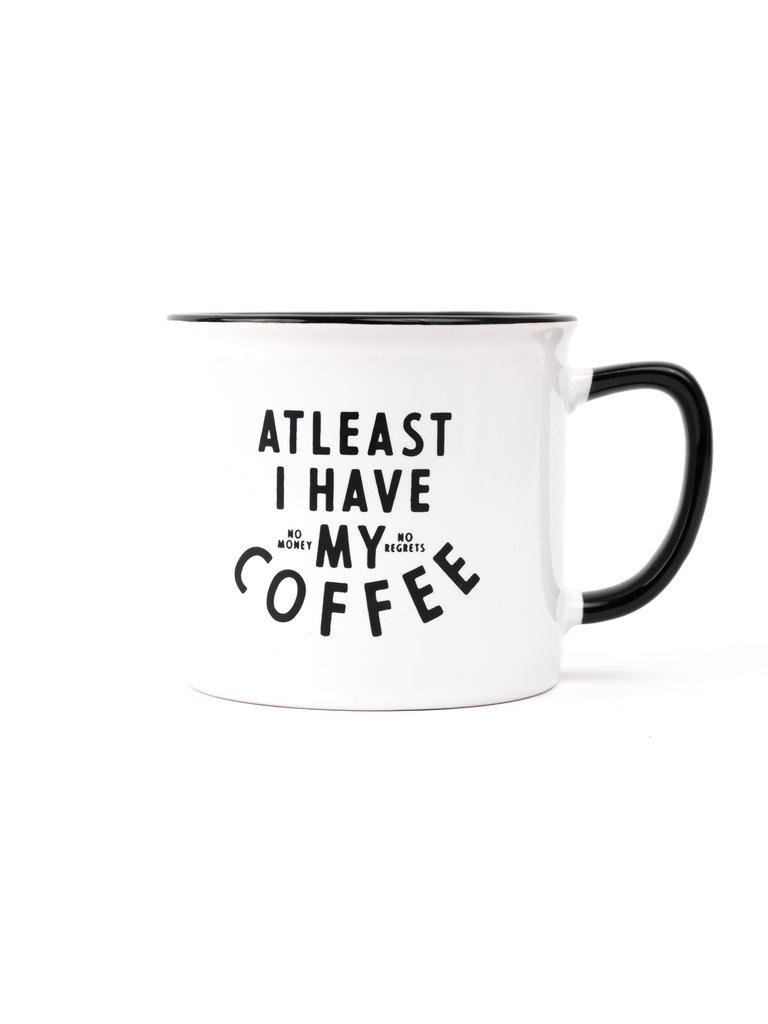 No Regrets Mug