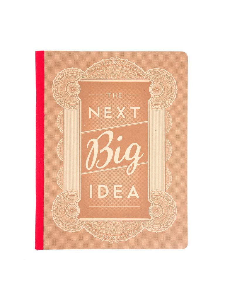Next Big Idea Notebook