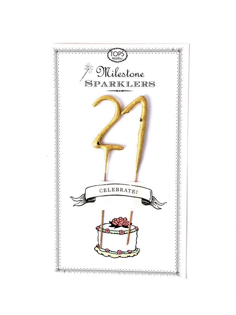 Milestone Sparklers
