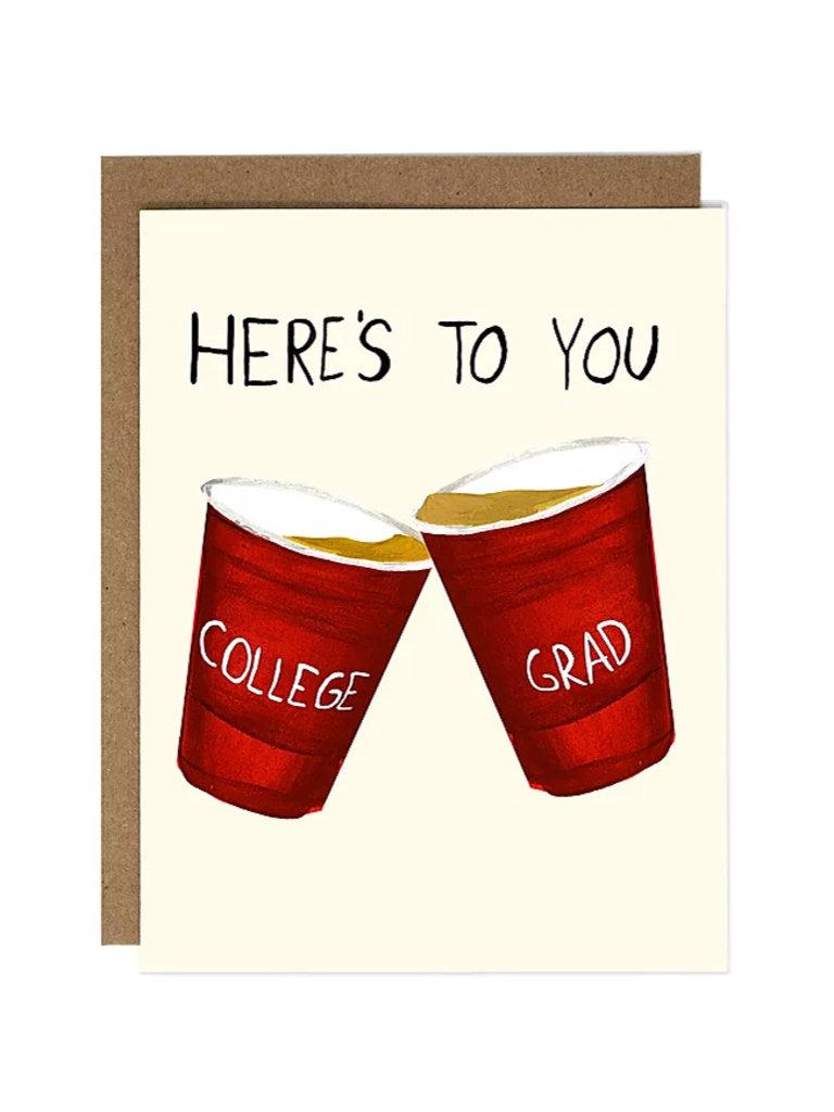 College Grad Card