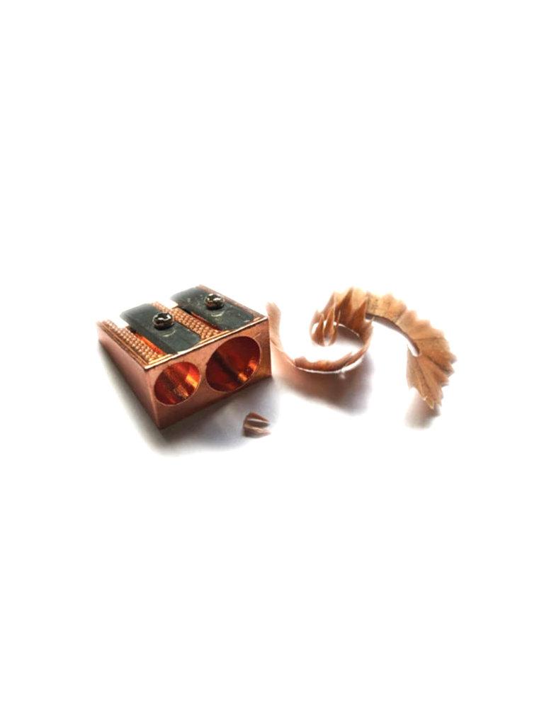 Copper Pencil Sharpener