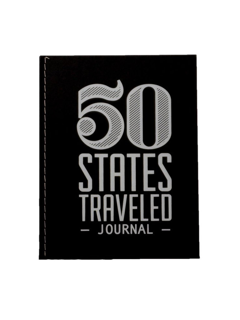 50 States Travel Journal