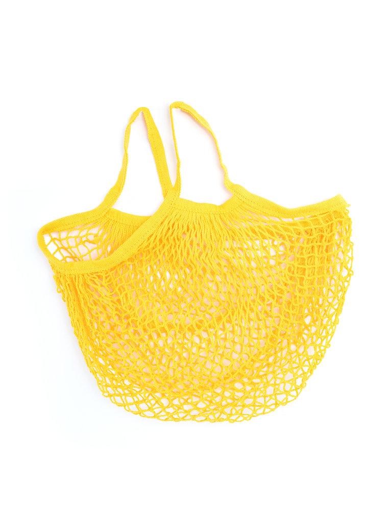 Reusable Shopping Bag Yellow