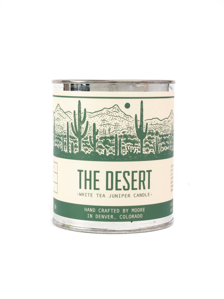 Pint Desert Candle