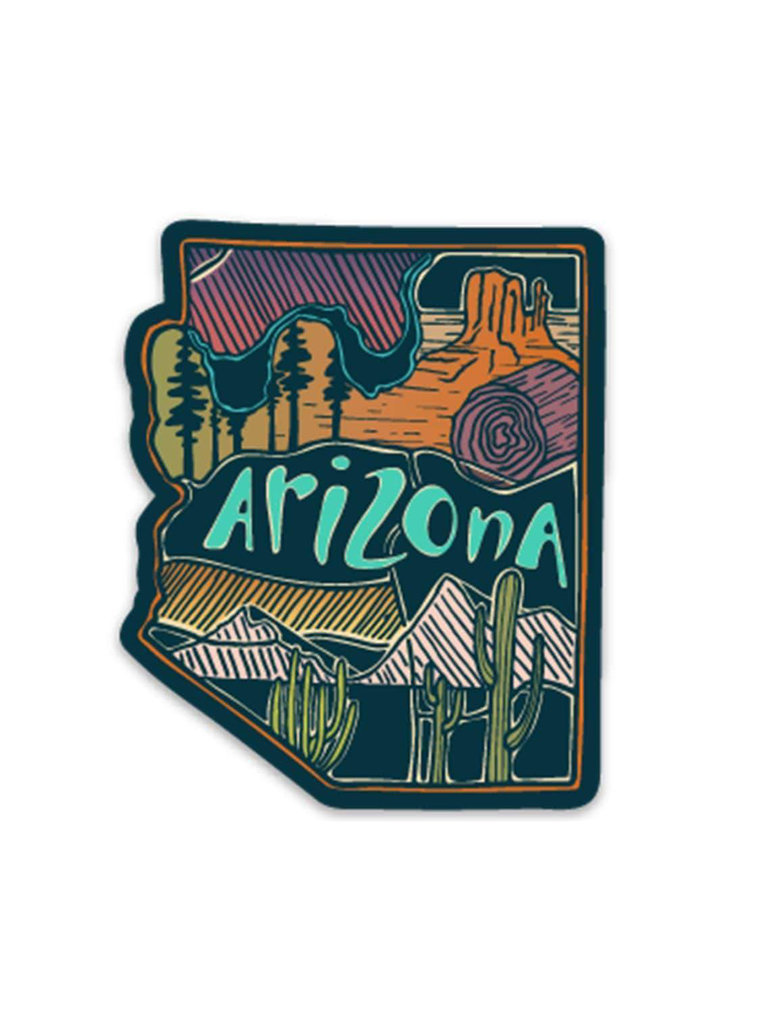 Arizona Love Sticker