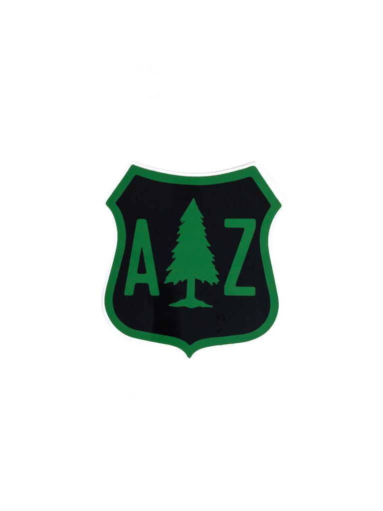 Arizona Tree Sticker