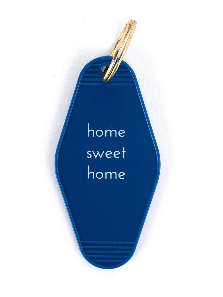 Home Sweet Home Key Tag