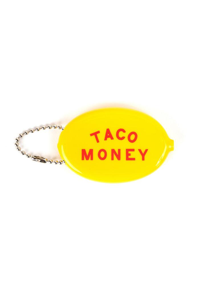 Taco Money Coin Pouch