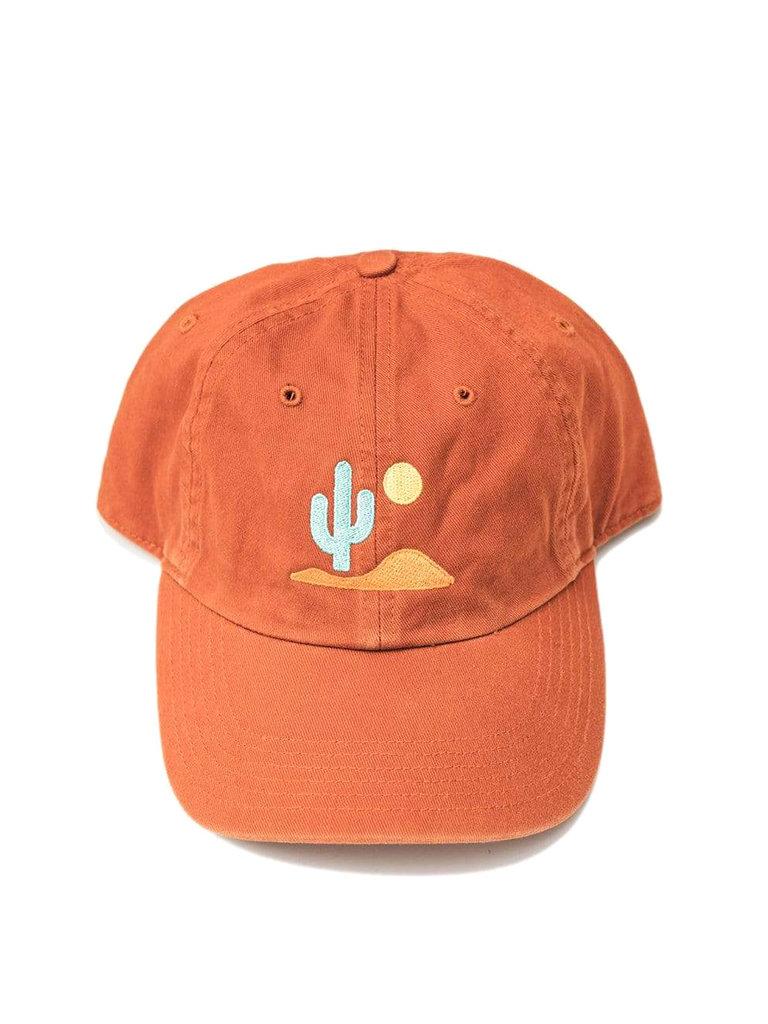 Lone Cactus Hat, Burnt Orange