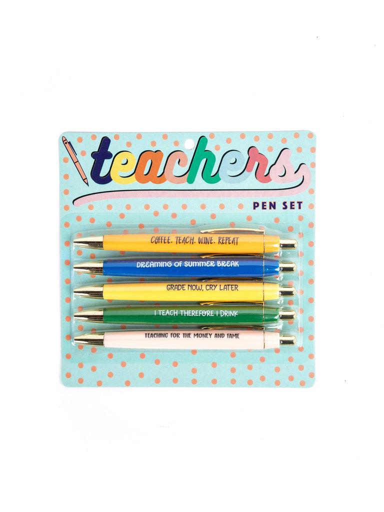 Teachers Pen Set