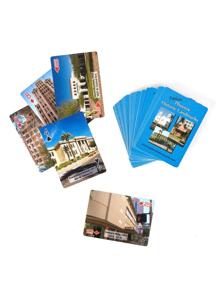 Phoenix Historic Landmark Cards