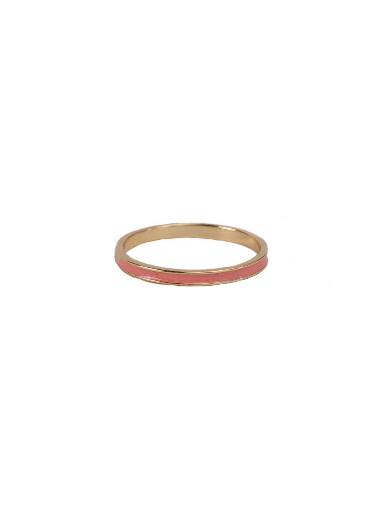 Enamel Stacking Ring
