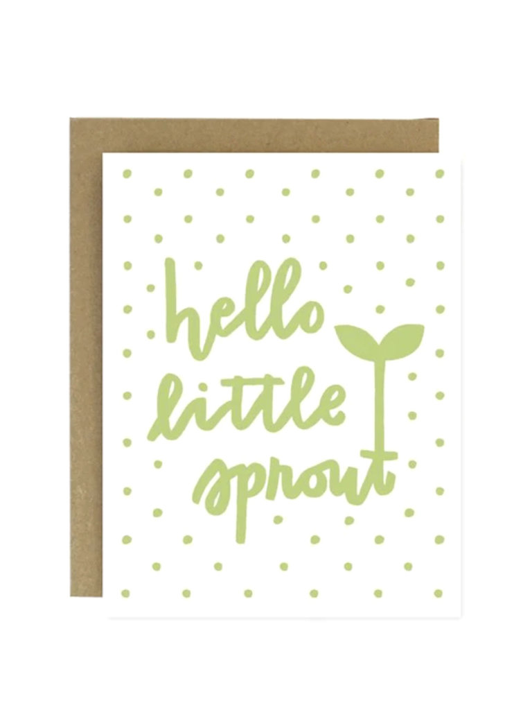 Little Sprout Card
