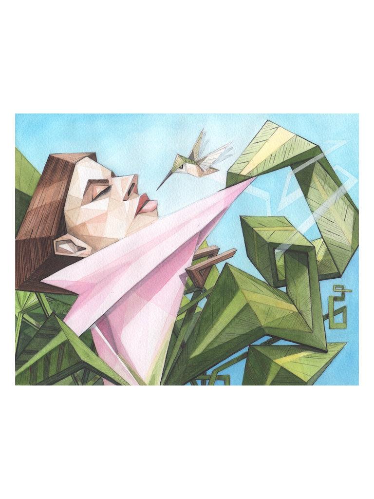 Nectar Print