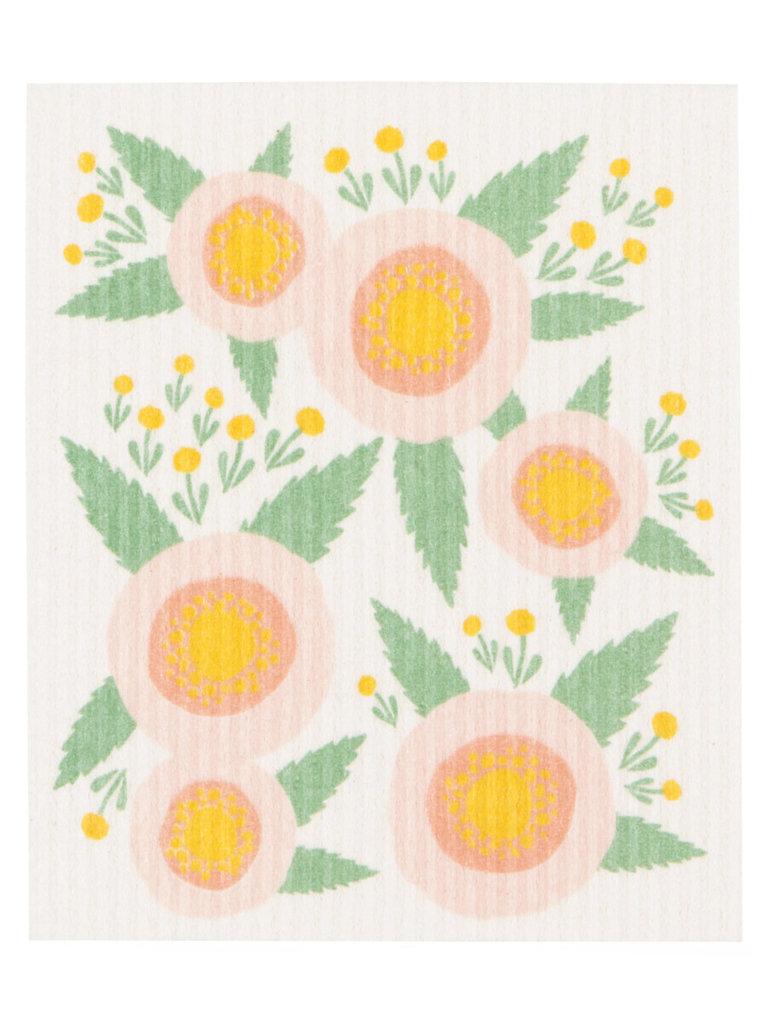 Rosa Swedish Dishcloth