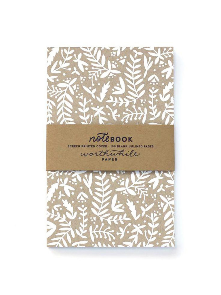 Kraft Nature Notebook