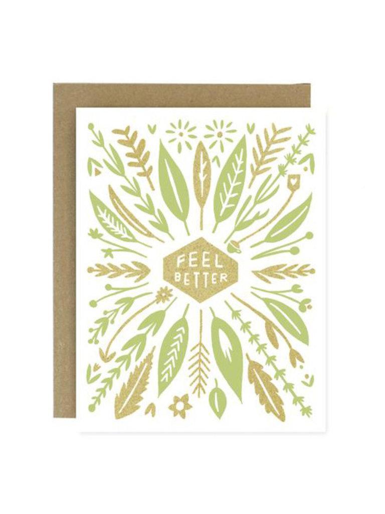 Feel Better Nature Card