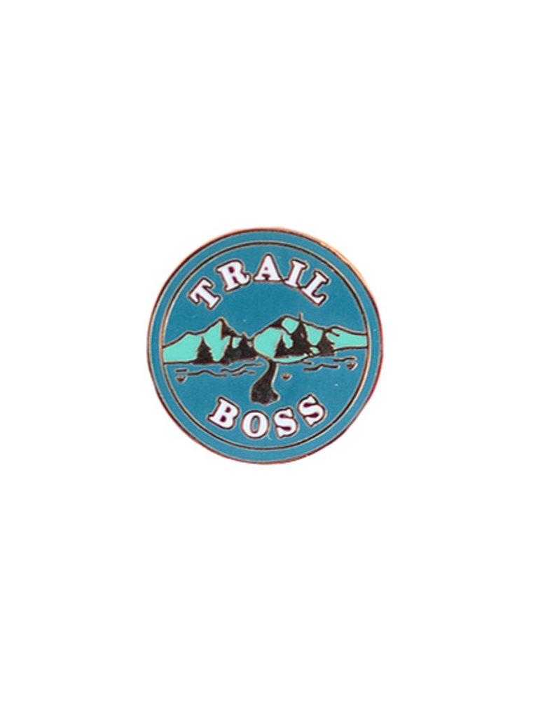 Trail Boss Lapel Pin