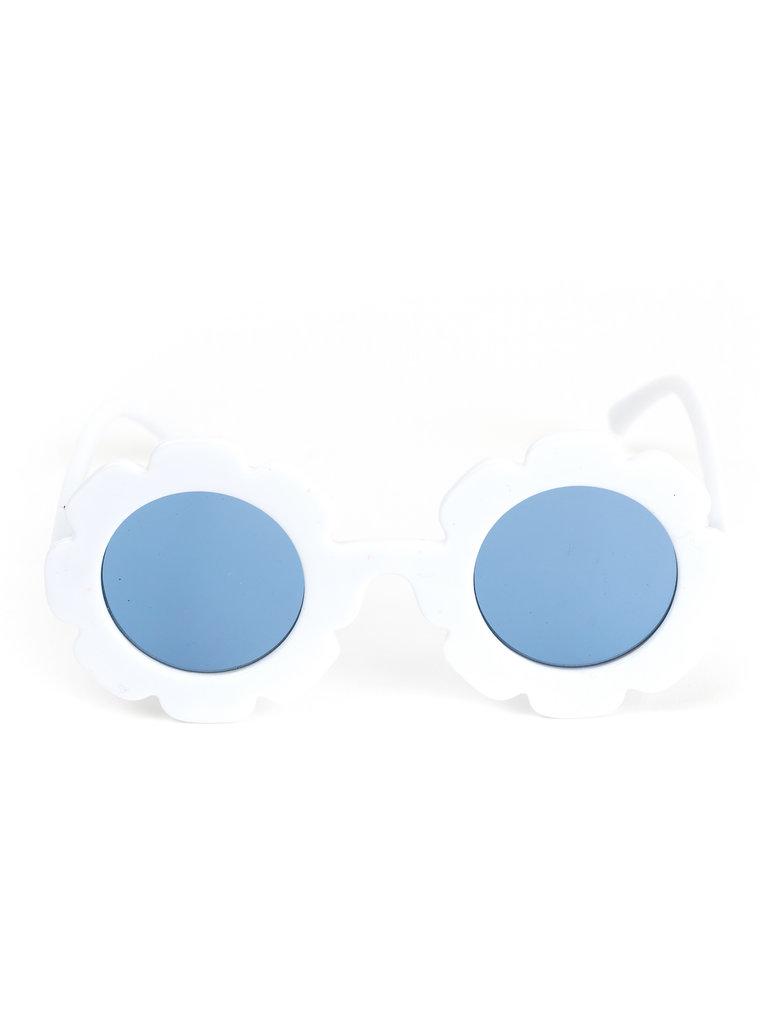 Sally Sunglasses, White