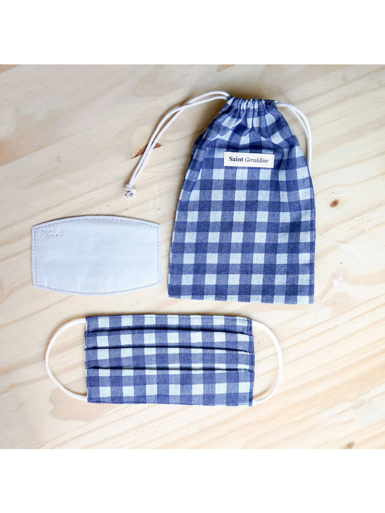 Wilcox Check Adult Face Mask