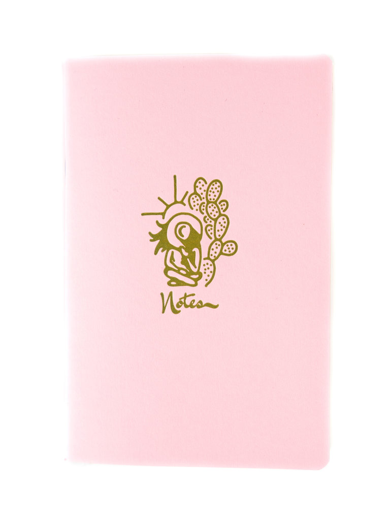 Cowgirl Sunset Journal