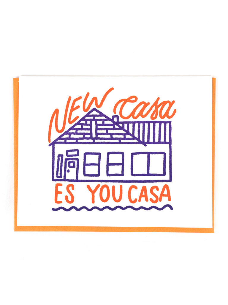 New Casa Card