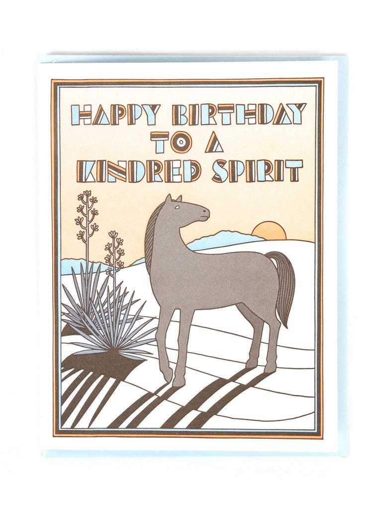 Kindred Spirit Card