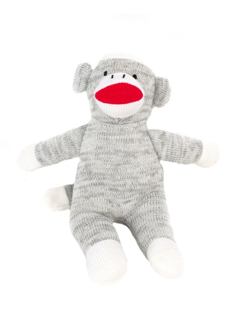 Sock Monkey Rattle