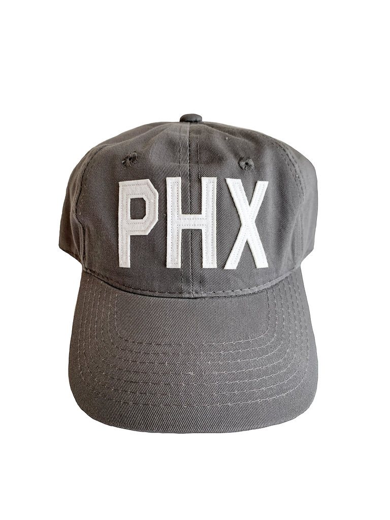 Charcoal PHX Hat