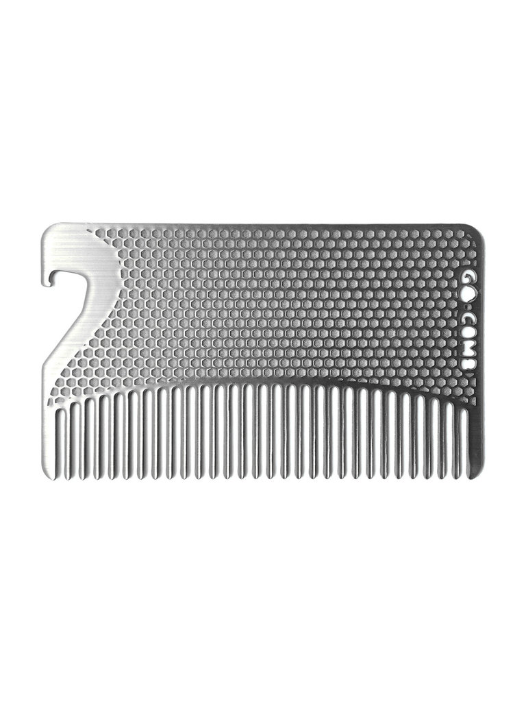 Stainless Steel Go-Comb