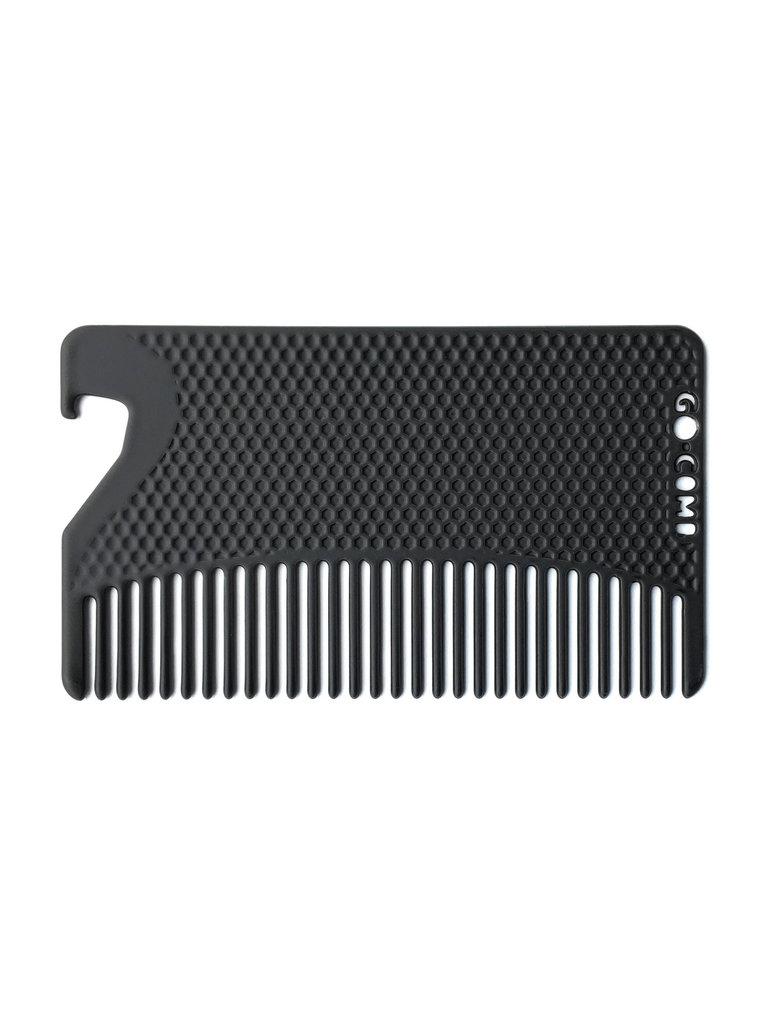 Matte Black Go-Comb