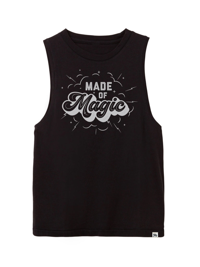 Made Of Magic Tank, Black