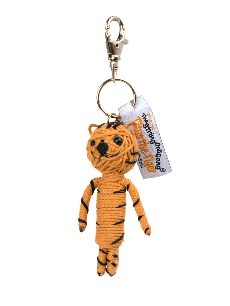 Titus The Tiger String Doll
