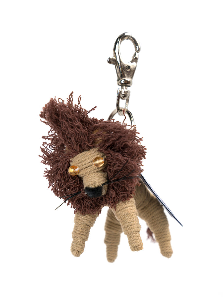 Leon The Lion String Doll