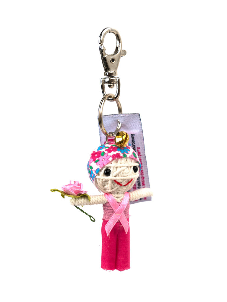 Susie Survivor String Doll