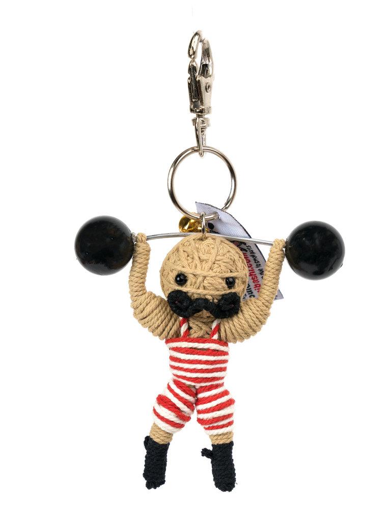 Wally String Doll