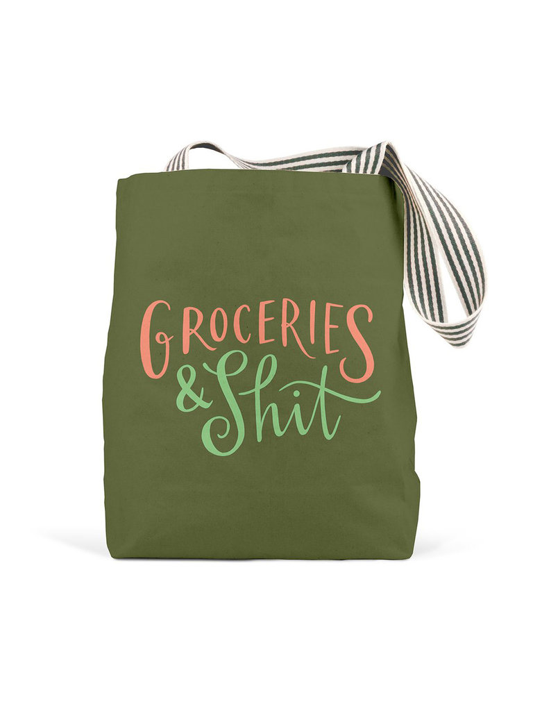 Groceries Tote