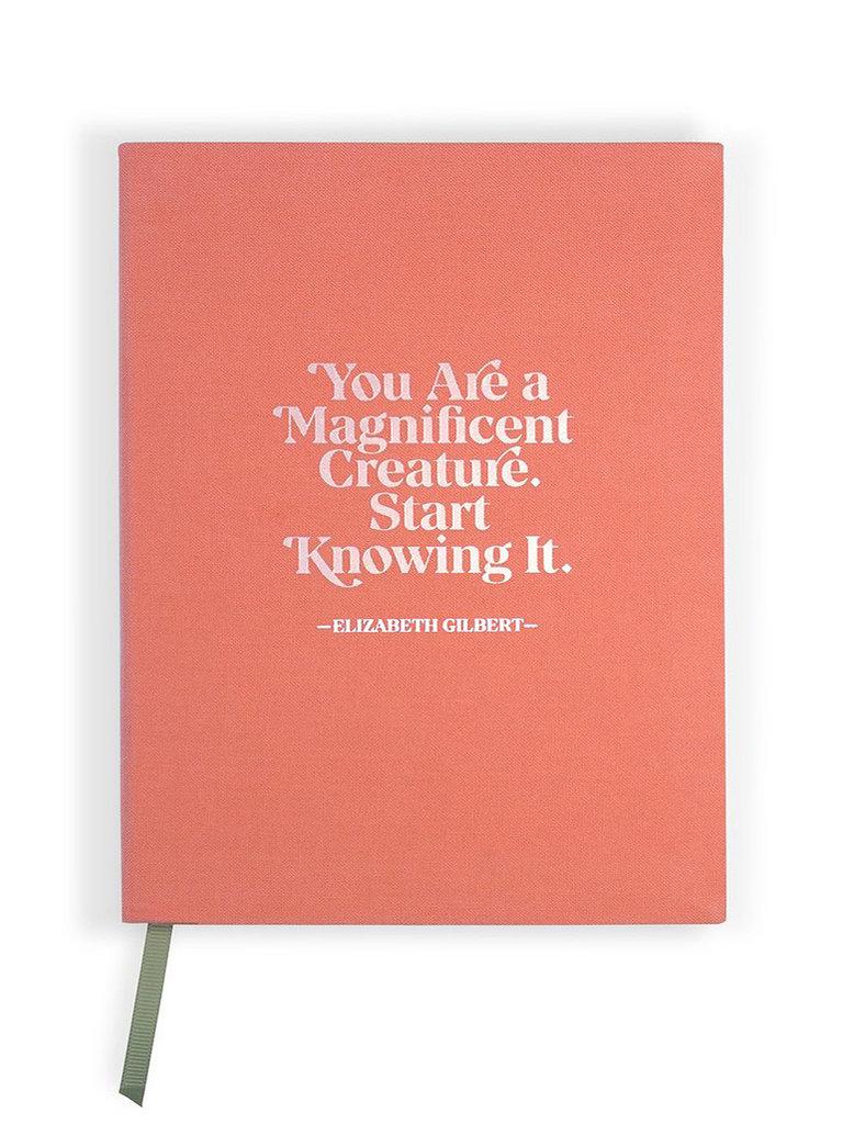 Magnificent Creature Journal