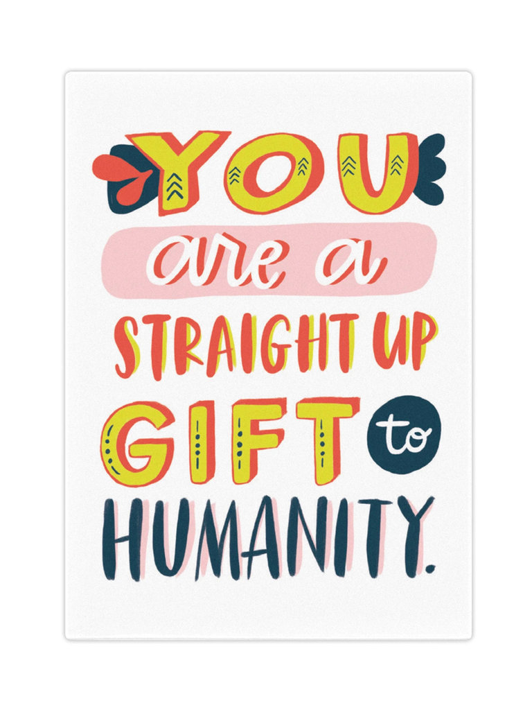 Gift to Humanity Magnet