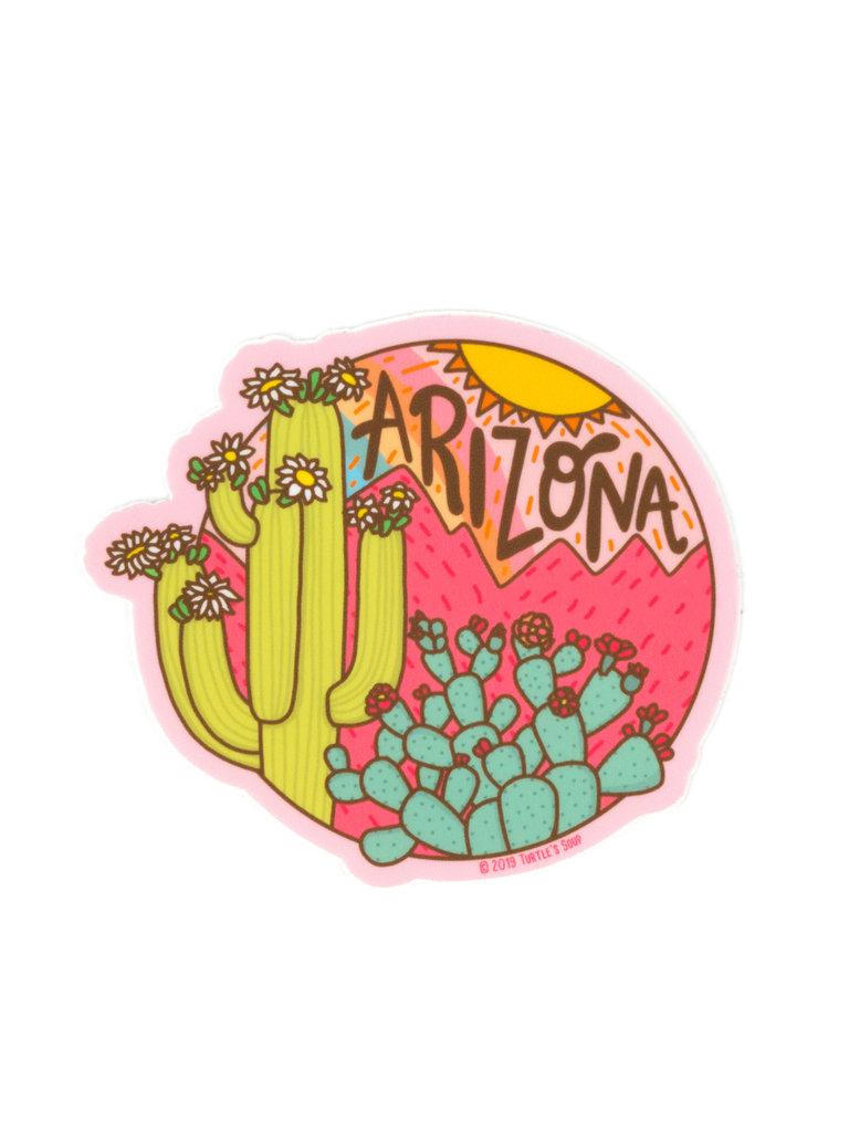 Arizona Sunrise Sticker