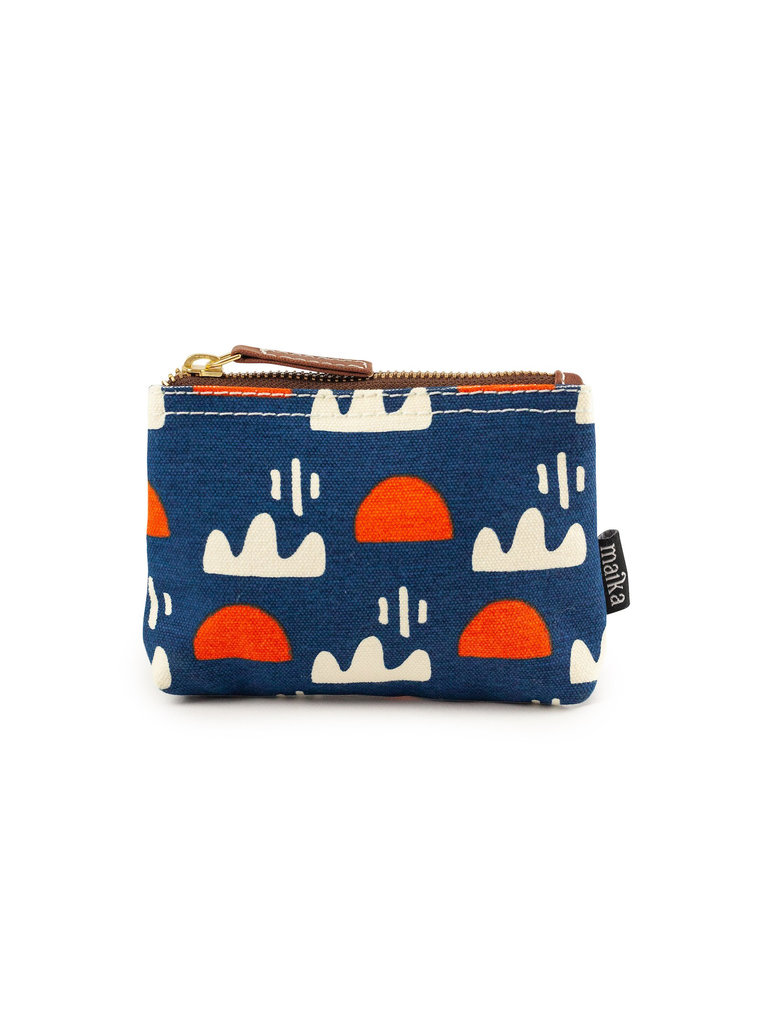 Small Himmel Canvas Pouch