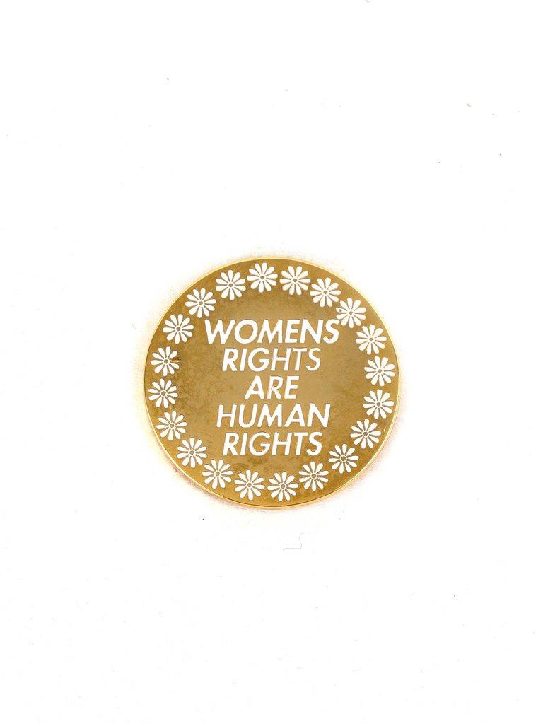 Women's Rights Lapel Pin