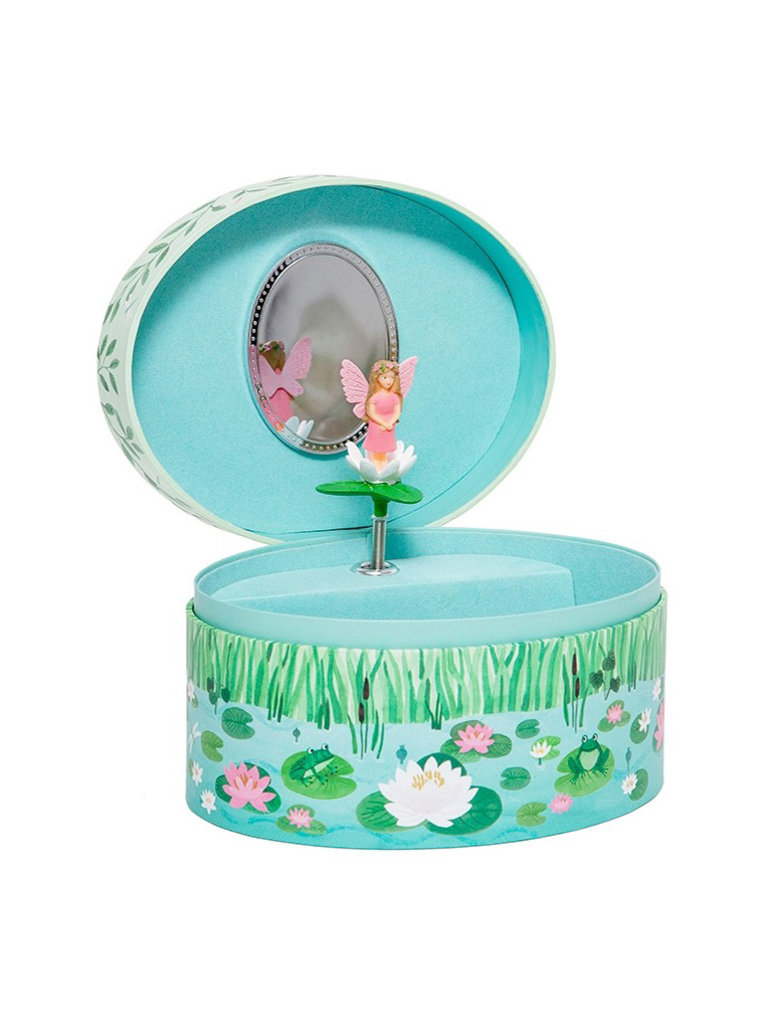 Water Fairy Music Box