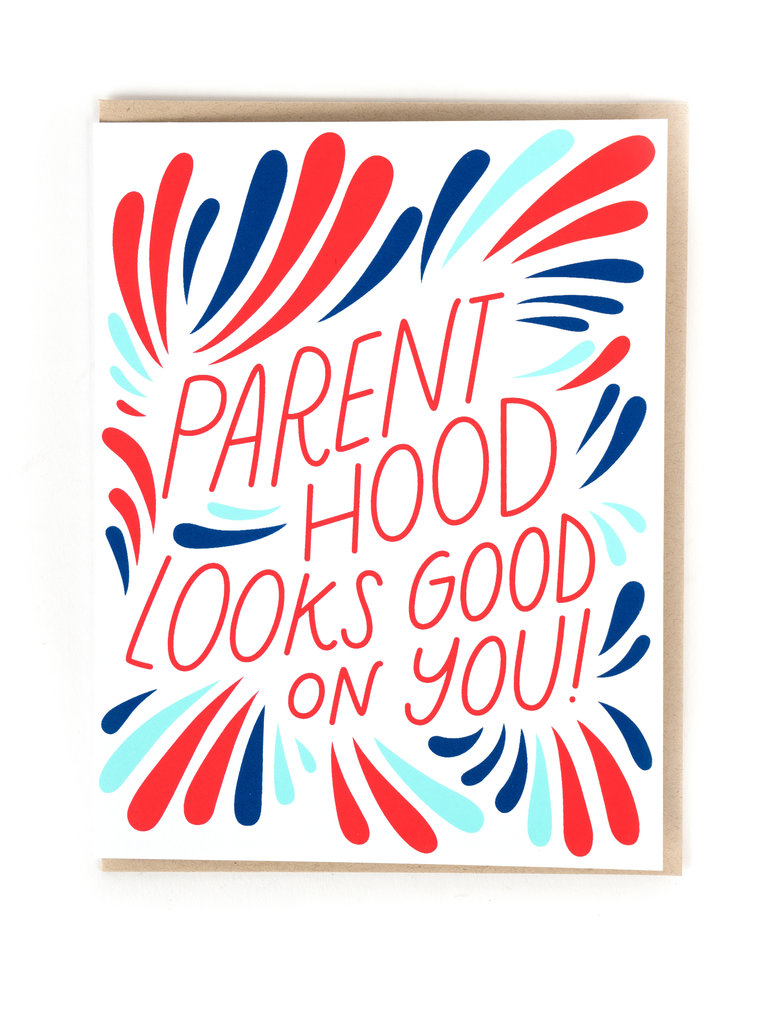 Parenthood Greeting Card