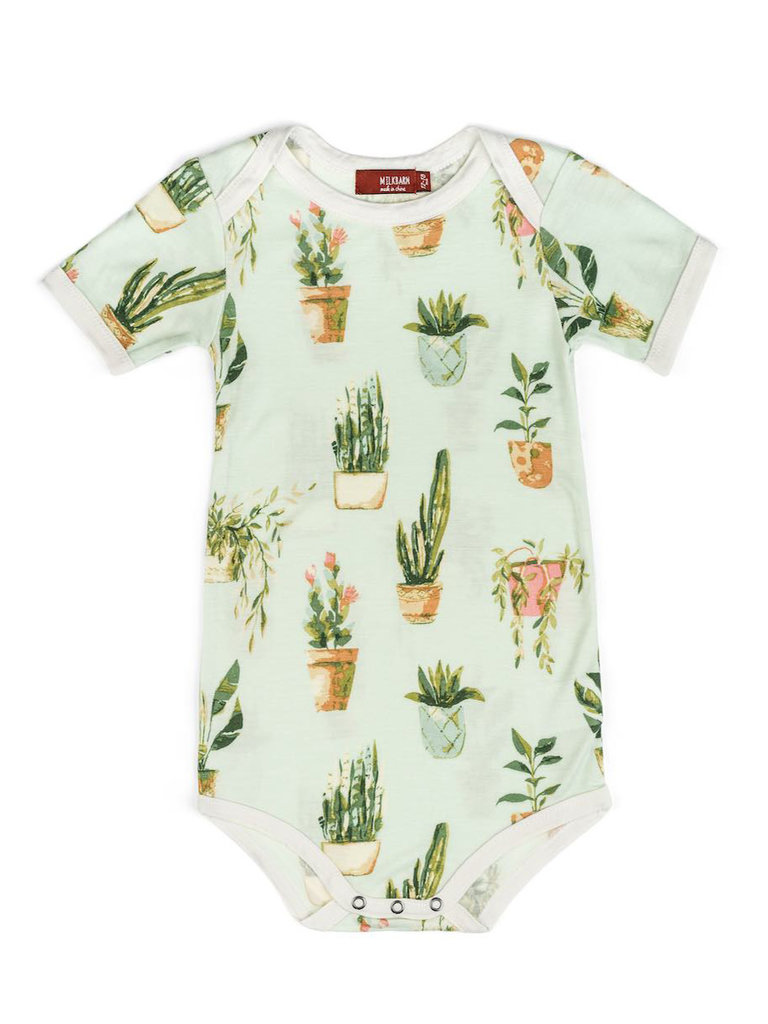 Potted Plants One-Piece
